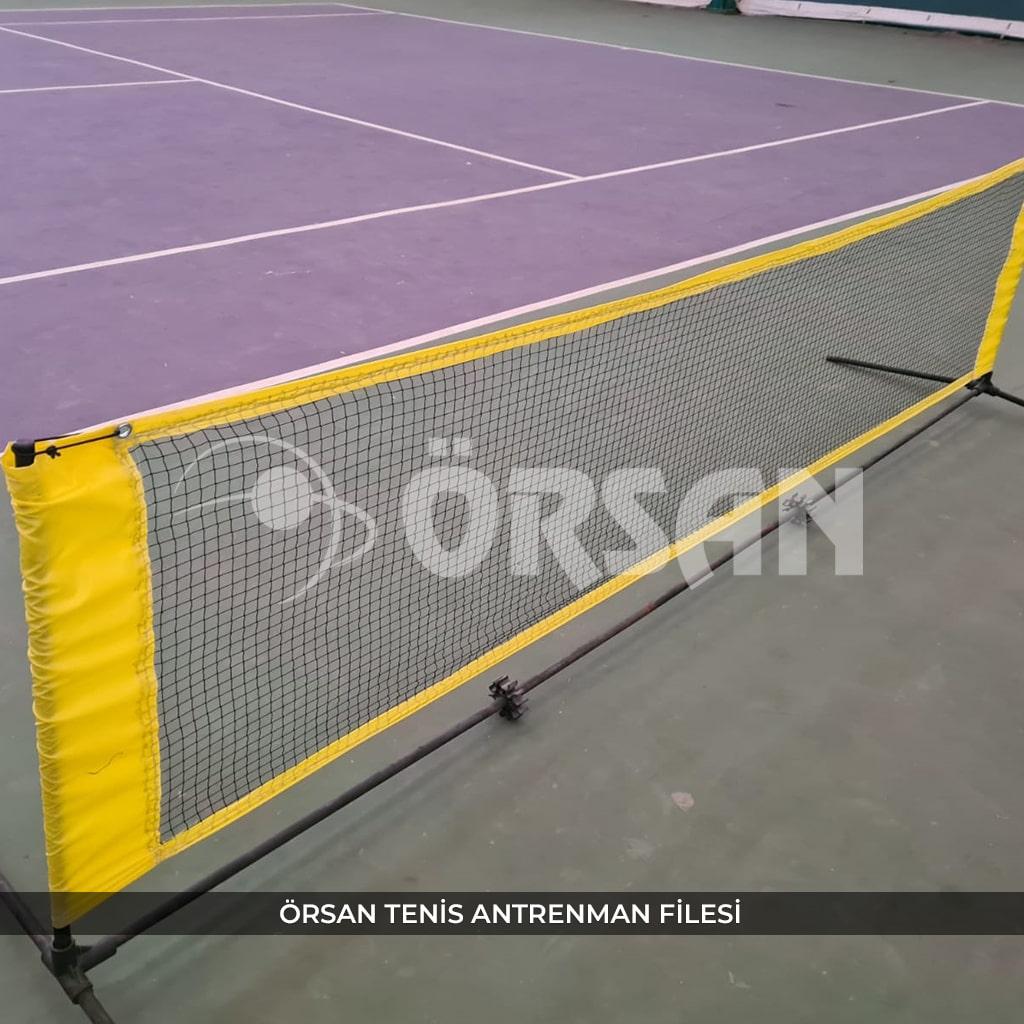 antrenman tenis filesi