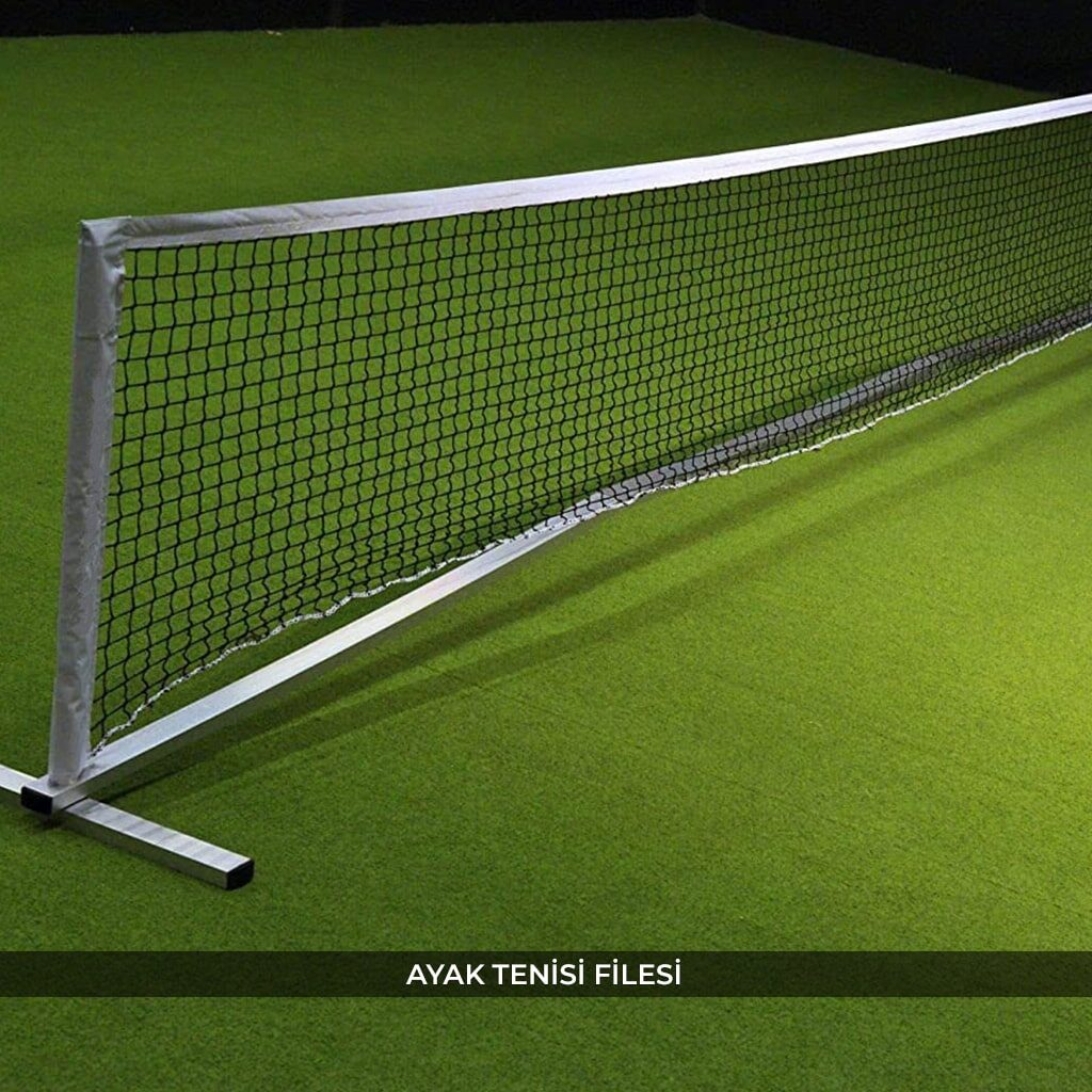 ayak tenisi filesi