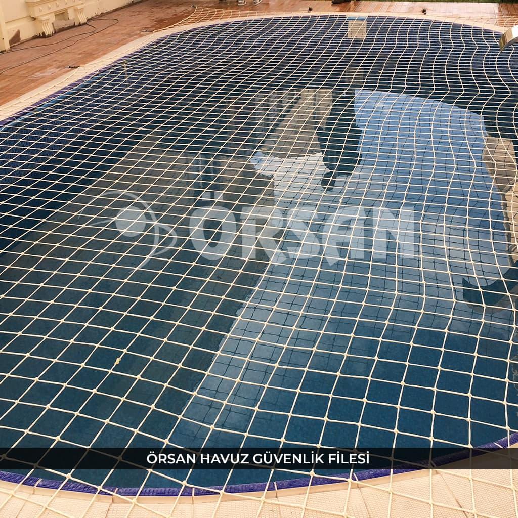 havuz güvenlik ağı