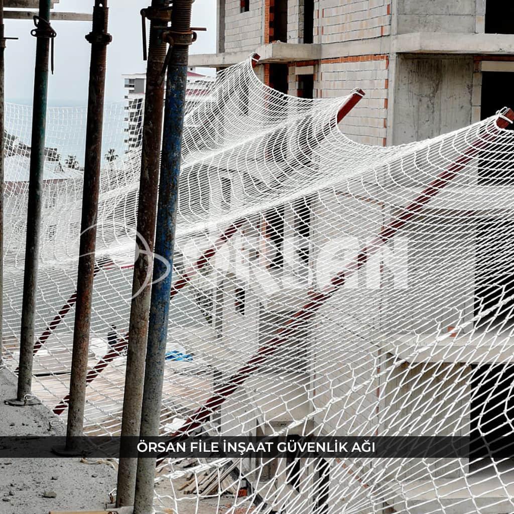 inşaat güvenlik ağları