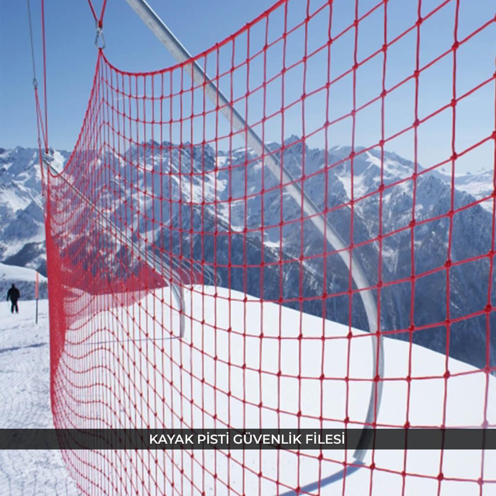 kayak pisti güvenlik filesi nedir