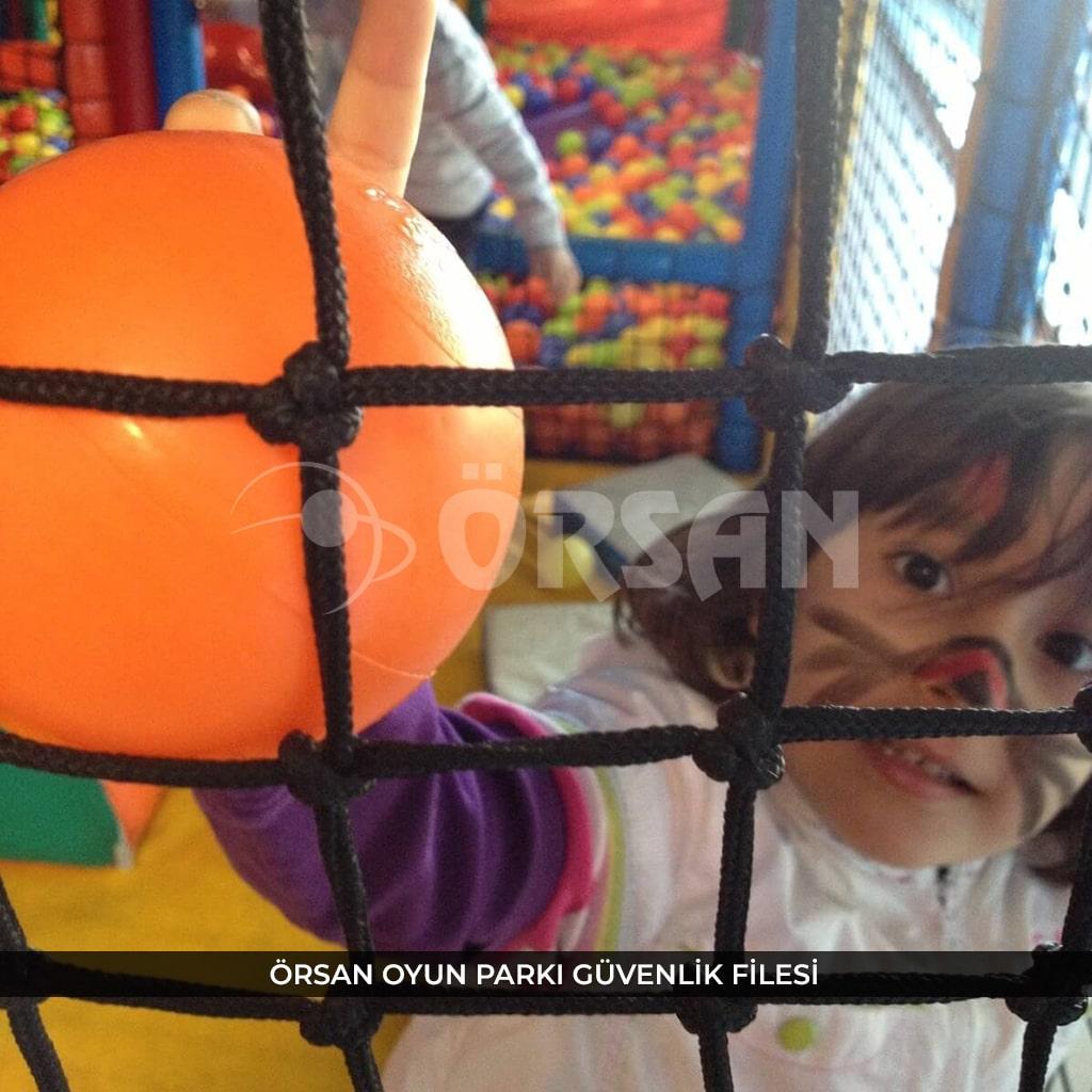 oyun parkı güvenlik filesi örsan file