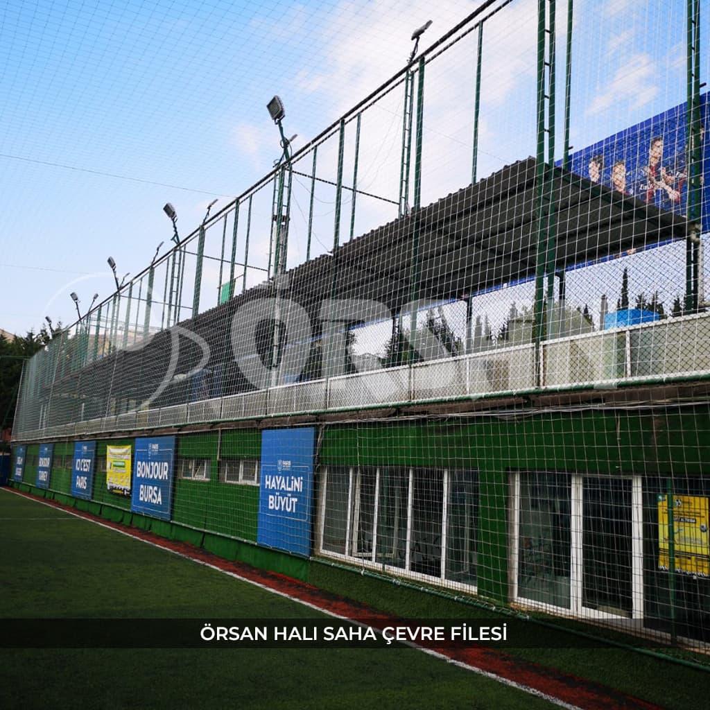 spor tesis çevre kapama ağı