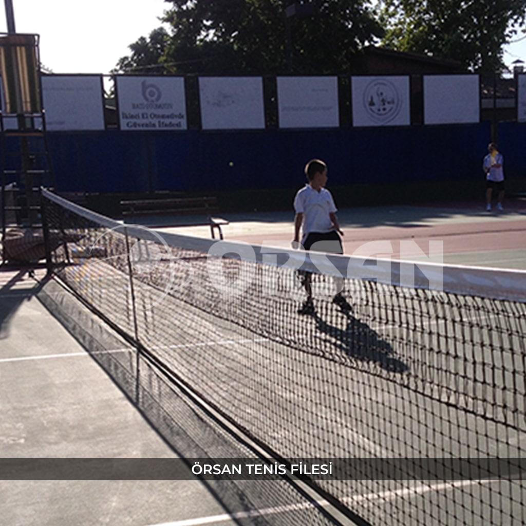 tenis filesi örsan